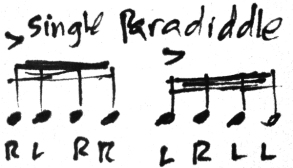 Paradiddle-2