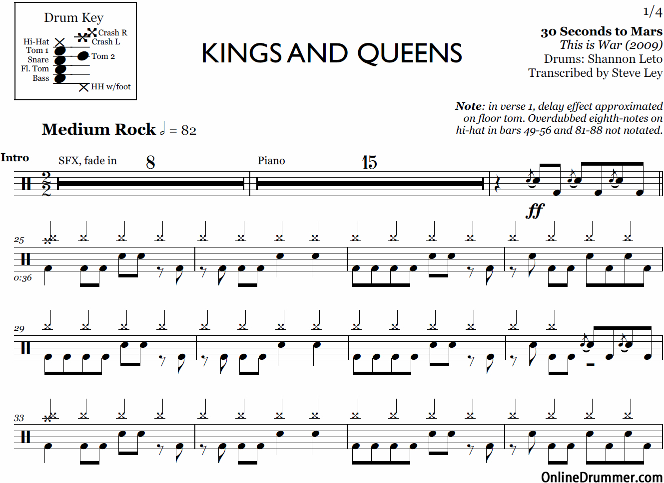 Kings and Queens | Off Beat with Michael Aubrecht